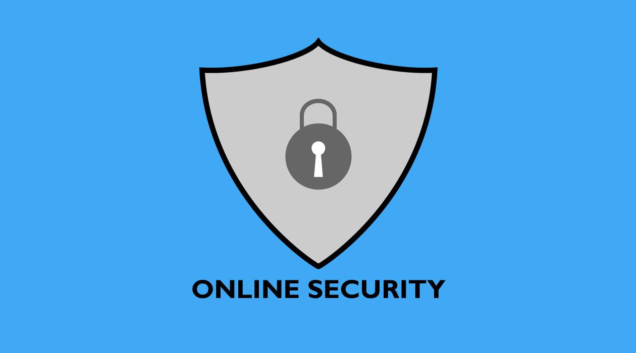 オンラインセキュリティ イメージ