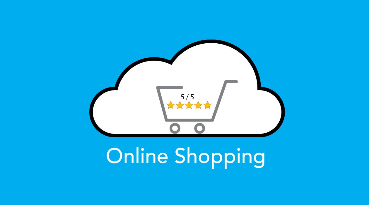 オンラインショッピングの秘訣