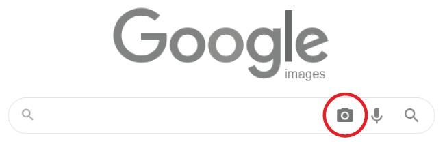 Google画像検索アイコン
